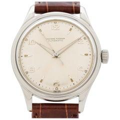 Vintage Ulysse Nardin Stainless Steel Watch, 1960s