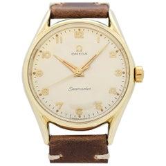 Vintage Omega Seamaster Reference 2892-2-SC Watch, 1957