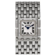 Certified Authentic Cartier Panthere de Cartier 3480, White Dial