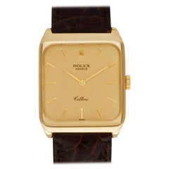 Certified Authentic Rolex Cellini 5340, White Dial