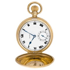 Certified Authentic Rolex Pocket Watch 2340, White Dial