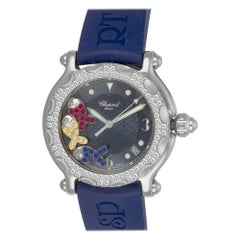 Certified Authentic Chopard Happy Sport 16836, Missing Dial