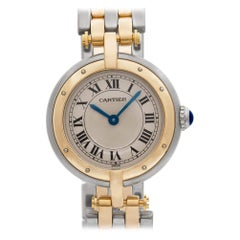 Certified Authentic Cartier Panthere de Cartier 3540, White Dial