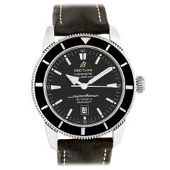 Certified Authentic Breitling Superocean 3540, Grey Dial