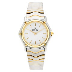 Certified Authentic Ebel Classic 1920, White Dial