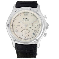Certified Authentic Ebel 19119900, 40 Missing Dial