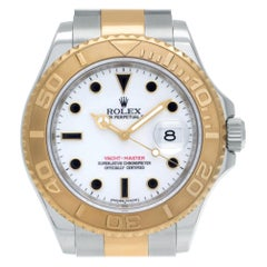 Certified Authentic, Rolex Yacht-Master11340, Black Dial