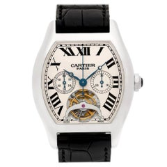 Certified Authentic Cartier Tortue 126600, Silver Dial