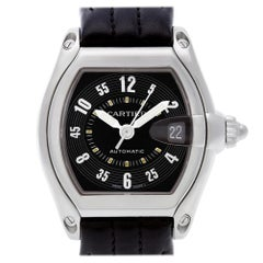 Certified Authentic, Cartier Roadster 4200, Missing Dial