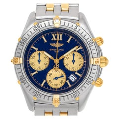 Certified Authentic Breitling Chronomat 3900, White Dial