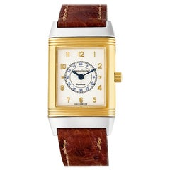Certified Authentic, Jaeger-LeCoultre Reverso 4620, Missing Dial