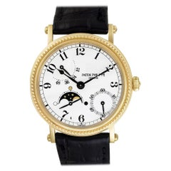 Certified Authentic Patek Philippe Power Reserve 28800, White Dial