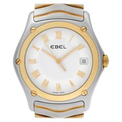 Certified Authentic, Ebel Wave 1416, White Dial