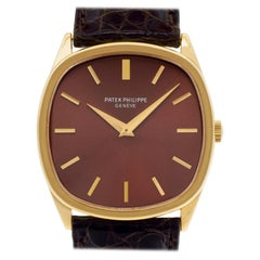 Certified Authentic Patek Philippe Ellipse 10200, Mother of Pearl Dial