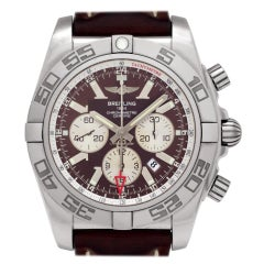 Certified Authentic Breitling Chronomat 5940, Missing Dial