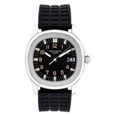 Certified Authentic Patek Philippe Aquanaut 13200, Black Dial