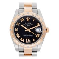 Certified Authentic Rolex Datejust 14100, Beige Dial