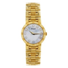 Certified Authentic Piaget Dancer 10740, Missing Dial
