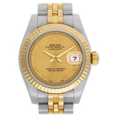 Certified Authentic Rolex Datejust 7440, White Dial