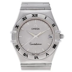 Certified Authentic Omega Constellation 2580, Grey Dial
