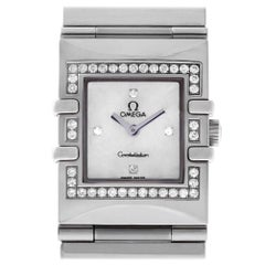 Certified Authentic Omega Constellation 2388, Silver Dial