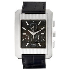 Certified Authentic Piaget Protocol 11760, Grey Dial