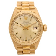 Certified Authentic Rolex Date 8940, White Dial