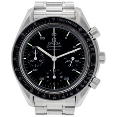Certified Authentic Omega Speedmaster 3540, Black Dial