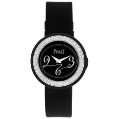 Certified Authentic, Piaget Possession 8520, Black Dial