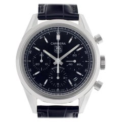Certified Authentic Tag Heuer Carrera 2700, Grey Dial