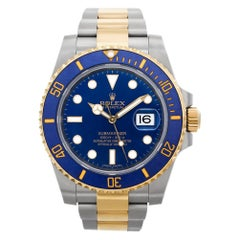 Certified Authentic Rolex Submariner 16080, White Dial