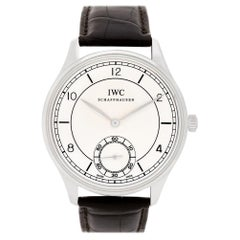 Certified Authentic, IWC Portuguese 32370, Missing Dial