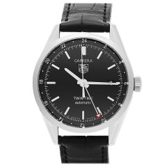 Certified Authentic, TAG Heuer Carrera 2280, Silver Dial