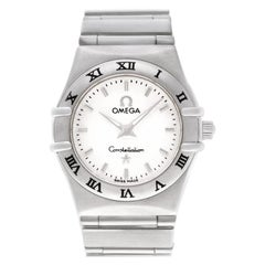 Certified Authentic Omega Constellation 1500, Black Dial