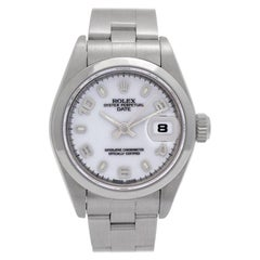Certified Authentic, Rolex Date 3948, Black Dial