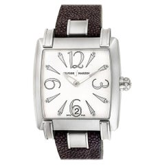 Certified Authentic Ulysse Nardin Caprice 4620, 38 Grey Dial