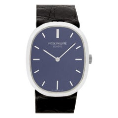 Certified Authentic Patek Philippe Ellipse 8340, White Dial