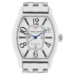 Certified Authentic Ulysse Nardin MichelAngelo 5700, Missing Dial