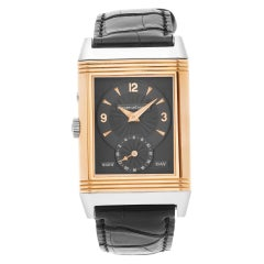 Certified Authentic, Jaeger LeCoultre Reverso 14280, Missing Dial