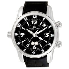 Certified Authentic Maurice Lacroix Masterpiece 4824, Silver Dial
