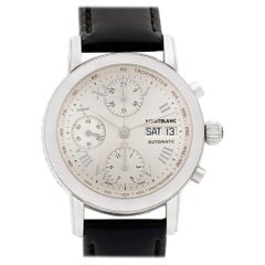 Certified Authentic, Montblanc Meisterstuck 2580, 27 White Dial