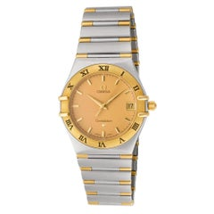 Certified Authentic Omega Constellation 3588, Beige Dial