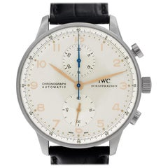 Certified Authentic IWC Portuguese 6708, Black Dial