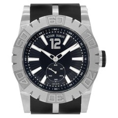 Certified Authentic Roger Dubuis Easy Diver 10980, White Dial