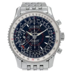 Certified Authentic Breitling Navitimer 5940, Silver Dial
