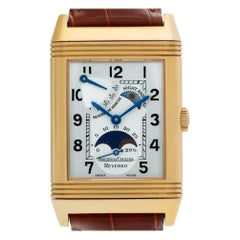 Certified Authentic Jaeger-LeCoultre Reverso 11340, Black Dial