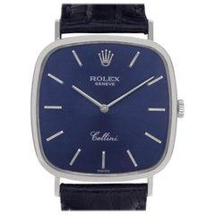 Certified Authentic Rolex Cellini 5940, Beige Dial