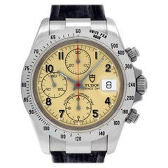 Certified Authentic Tudor Prince 4680, White Dial