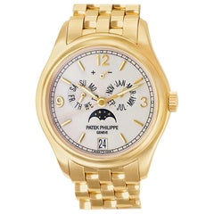 Certified Authentic Patek Philippe Annual Calendar 65820, Missing Dial