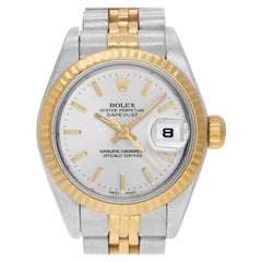 Certified Authentic, Rolex Datejust 4188, Gold Dial